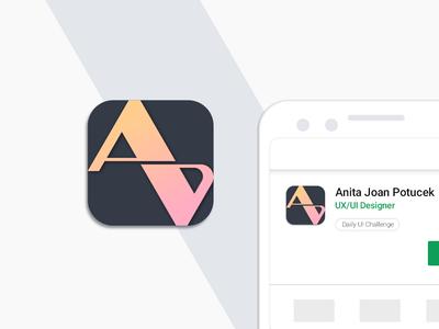 Daily Ui 005 App Icon