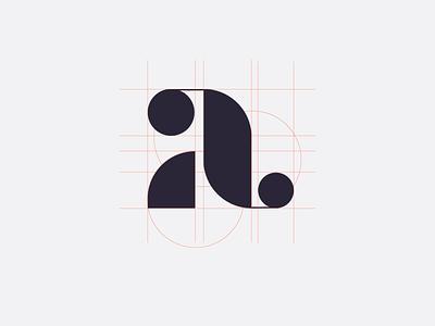 a icon illustration logo monogram iconic inspiration design