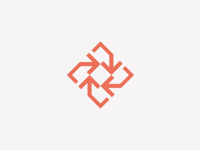 Logo Mark sketch symbolism mark arrow illustration inspiration branding iconic logo design