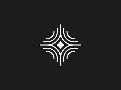 Spark icon design logo spark