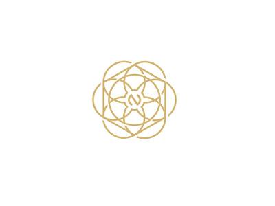 The Nexus Center illustrator nexus center yoga movement connection art 99design logo illustration branding iconic inspiration icon design