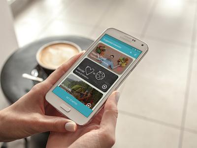 Dating App based on interests material design interests dating app