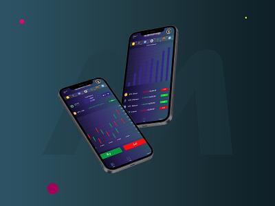 Crypto Wallet mobile app design mobile ui mobile app web app design creative georgian bitcoin ux ui miriani lemonjava georgia crypto wallet crypto wallet development crypto wallet