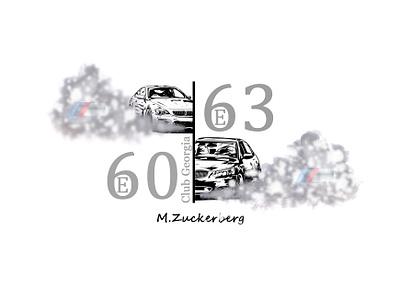 BMW E60/E63 Club Georgia official Sticker zuckerberg stickers sticker georgia club e63 e60 bmw