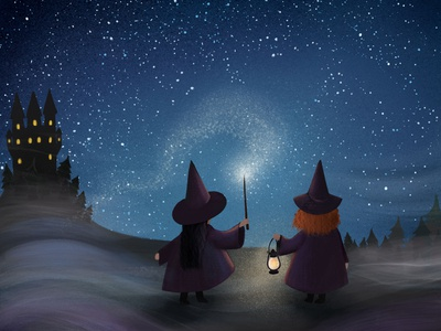 Magic is all around :)