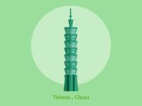 Taiwan, China