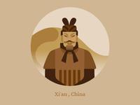 xi an,china