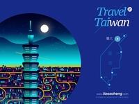 TRAVEL IN TAIWAN-Taipei