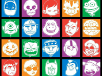 Character Grid
