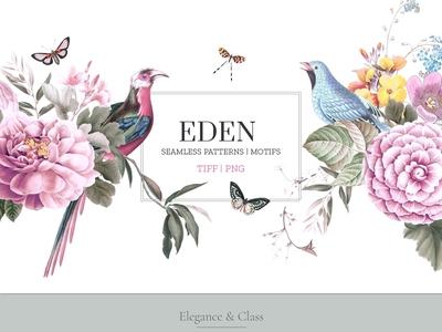 EDEN, Essence of elegance.