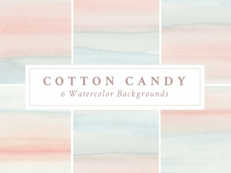 6 Watercolor Backgrounds By Pattern Texture On Dribbble