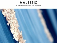Majestic textures Foil Gold & Silver
