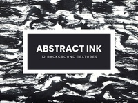 Abstract Ink Textures Background