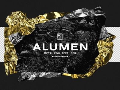 Alumen - Metal Foil Textures