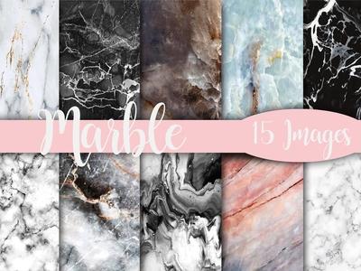 Set of Liquid marble