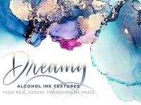Dreamy Ink Textures