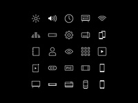 VIZIO SmartCast Icons