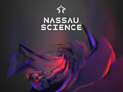 Nassau Science - Radiate (Song Cover) abstract after effects logo song cover