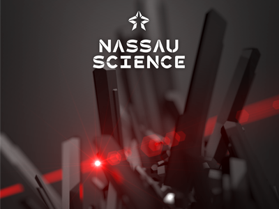 Nassau Science - Shine (Song Cover) logo music song cover abstract