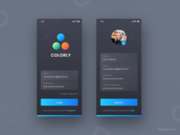 Daily UI Challenge #001