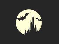 Hallowen Castle Logo