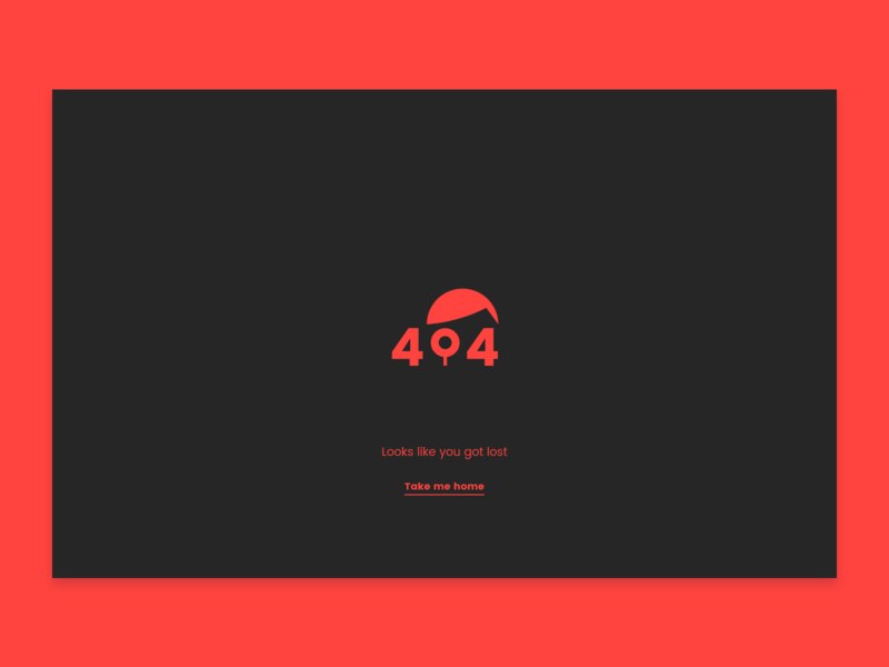 404 Page interface website web design web 404 error page 404 error 404 page 404 user experience user interface ui  ux ui dailyuidesign dailyui008 dailyuichallenge dailyui adobe xd 100daysofui