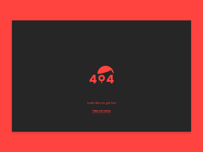 404 Page interface website web design web 404 error page 404 error 404 page 404 user experience user interface ui  ux ui dailyuidesign dailyui008 dailyuichallenge dailyui adobe xd 100daysofui