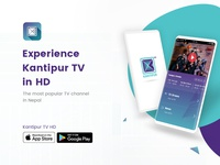 Kantipur TV Promotion Ads