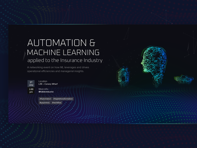 Vesuviolab Automation & Machine Learning automation vesuviolab digital poster mlb ai machinelearning artificial intelligence