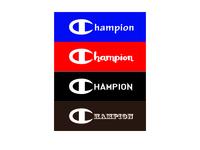 Champion logo 1075