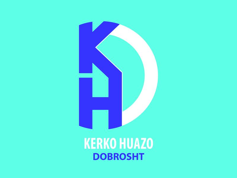 Kerko Huazo D identity illustrator ui icon design branding illustration logo vector adobe illustrator cc