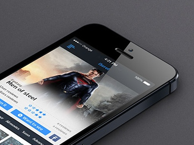 Biosapp app design redigma graphicdesign ux ui iphone 4 iphone 5 movies flat-design flat