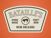 Bataille's BBQ Logo