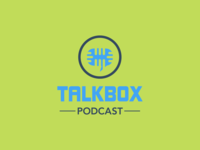 Talkbox Podcast Logo