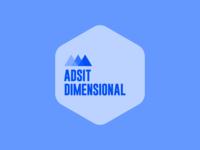 Adsit Dimensional Logo