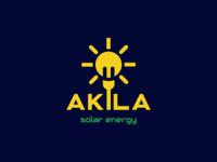 Akila Solar Energy Logo