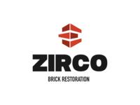 Zirco Brick restoration Logo