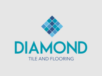 Diamond Tile and Flooring Logo