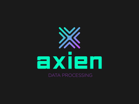 Axien Date Processing Logo