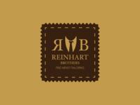 Reinhart Brothers Tailoring Logo