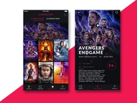 Movie Ticket Interface