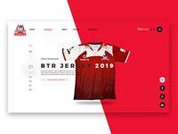 ESports Jersey Product Page