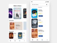 Novel's App concept