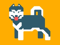 Husky (Dogeometry series)