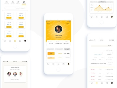 UI/UX Redesign For MyIrancell App