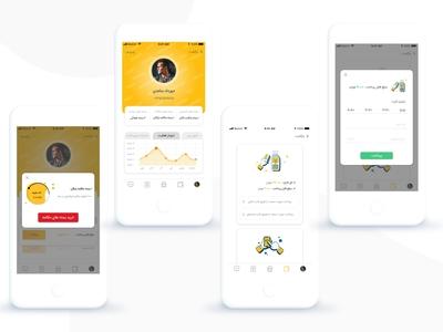 MyIrancell App Redesign