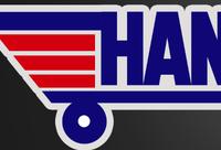 Hanger66 Skatepark Logo Concept