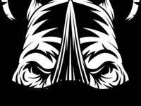 66Thieves rhino bandit illustration