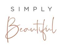 Simply Beautiful - Wordmark