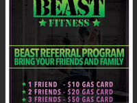 Little quickie for a friend today. #beastFitness